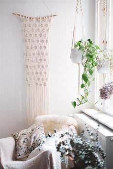 interior easy diy macrame wall hanging tutorial