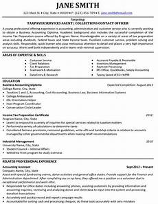 Accountant Resume Summary 1000 Images About Best Accounting Resume Templates