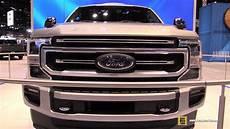 ford platinum 2020 2020 ford f350 duty platinum exterior interior