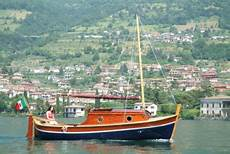 gozzo legno cabinato barche in legno cantiere ercole archetti monte isola
