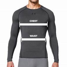 Under Armour T Shirt Size Chart Under Armour Size Charts Us