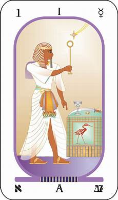 Brotherhood Of Light Egyptian Tarot Meanings The Magus Egyptian Tarot The Magus Egyptian Tarot
