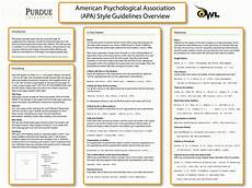 Apa Presentation Format Apa Formatting And Style Guide In Text Citations Refere