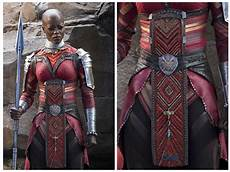 Costume Designer For Black Panther Movie Black Panther Designer Ruth Carter Reveals The African