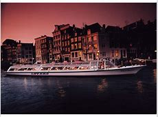 Dinner Cruise on the Amsterdam Canals with 4 Course Menu