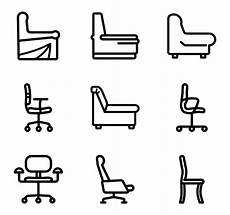Flip Out Sofa For Png Image by Chair Icons 7 918 Free Vector Icons