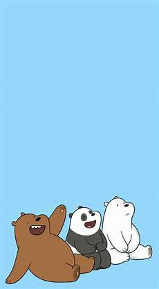 We Bare Bears Wallpaper Iphone 7 by Universexox We Bare Bears Fondos