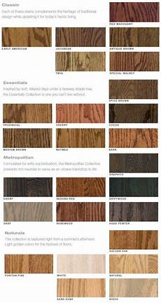 Minwax Duraseal Color Chart Wood Stain Colors From Bona For Use On Wood Floors Wood