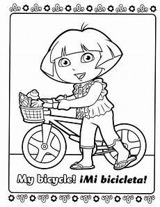 Dora Coloring Pages Dora 62 Coloringcolor Com
