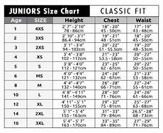 Women S Junior Fit Size Chart C Skins Junior Element Wetsuit 3 2mm Childs Full Length