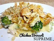 chicken supreme chicken broccoli supreme to be in the kitchen