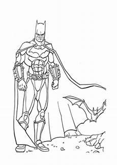 Batman Malvorlagen Drucken Kleurplaten Batman Ausmalbilder Batman 11 Batman