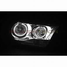 2013 Dodge Durango Light Covers Dodge Durango White Led Halo Headlight Kit 2011 2013