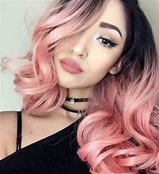 Black To Light Pink Ombre Hair 45 Best Ombre Hair Color Ideas 2020 Guide