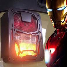 Rear Light Cover Us Pair Led Rear Light Iron Man Cover Trim For Jeep