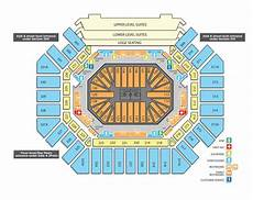 Thompson Boling Arena Seating Chart With Row Numbers Thompson Boling Arena Seating Chart With Row Numbers