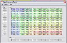 5k Timing Chart 951 Standalone Timing Maps Pelican Parts Forums