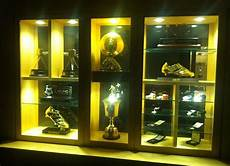 michael owen posts trophy cabinet picture on after