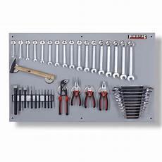 Werkzeugwand Magnetisch by Werkzeugwand Grau 100 X 61 Cm Best 252 Ckt Mit Werkzeug