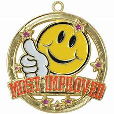 Most Improved Award Most Improved Jones School Supply