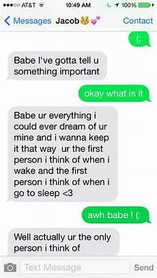 Cute Emoji Texts For Your Boyfriend Cute Text Messages We Heart It Texting Boyfriend