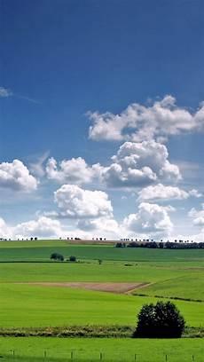 Iphone Wallpaper Field Nature by Fields Sky Landscape Iphone Wallpaper Iphone Wallpapers