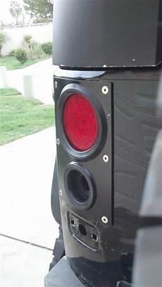 Jeep Jk Flush Mount Lights Flush Mounted Rear Taillights Led Jkowners Com Jeep