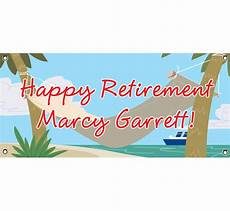 Retirement Banners Retirement Vinyl Banners Overnight Signs And Banners