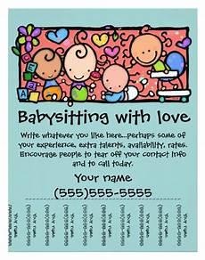 Babysitter Available Ads 15 Cool Babysitting Flyers Babysitting Flyers
