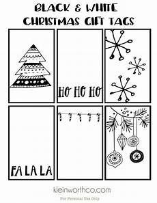 Christmas Labels Black And White Black White Christmas Gift Tags 800 Christmas Gift Tags