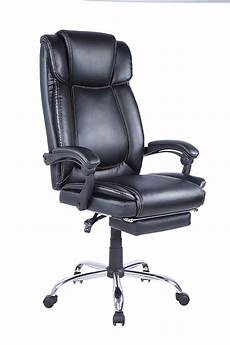 Warmiehomy Office Chair Swivel Faux Leather Armchair Height Adjustable by This Modern Black Faux Leather Upholstered Computer Chair