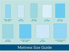 Purple Mattress Size Chart Mattress Sizes Finding The Best Mattress Size For Your Room