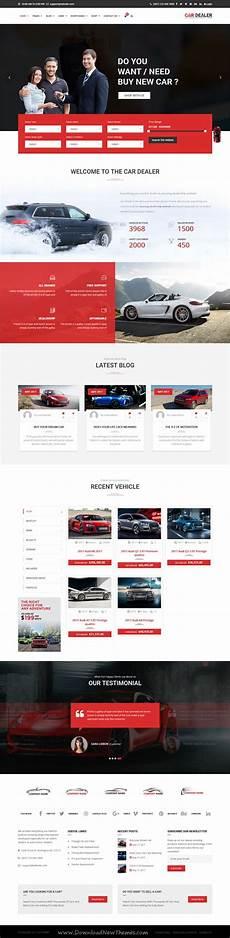 Car Dealer Wordpress Theme Free Download Car Dealer Is Clean And Modern Design Responsive