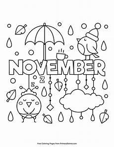 November Malvorlagen Malvorlagen Herbst Ebook November In 2020 Herbst