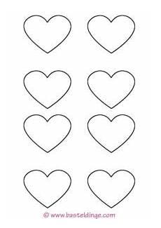 Vorlagen Herzen Malvorlagen Quickborn Gro 223 E Und Kleine Herz Vorlagen Basteldinge