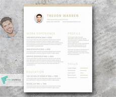 Clean Resume Template Free Free Clean Resume Template For Word Champagne Amp Wine
