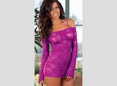 example image of underwear: babydoll lingerie