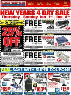 New Year Coupons Harbor Freight Tools Happy New Year 25 Off Coupon 3