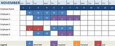 Resource Calendar Template Excel Free Human Resources Templates In Excel