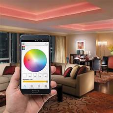 Control Your Room Lights With Your Mobile Dual Rf And Wi Fi 174 Led Lighting Controller For Use With