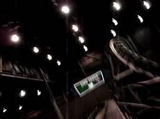 Rock N Roll Roller Coaster Lights On Rock N Roller Coaster Lights On Youtube