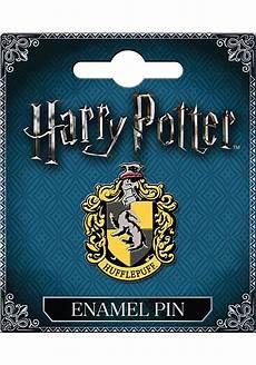 harry potter hufflepuff house pin