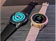 Samsung Galaxy Watch announced: OLED display, LTE