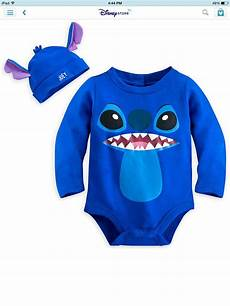 personalized stitch clothing for baby disneystore