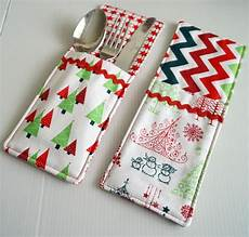 cutlery pockets sewing pattern allfreesewing