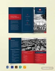 Mac Brochure Template Free University Brochure Template Word Doc Psd