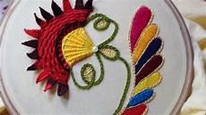 embroidery designs cushion cover design stitch