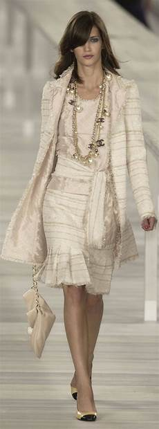 used luxury item this chanel dress is all a white