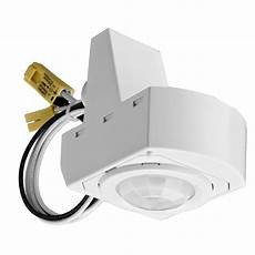 Motion Detector Garage Lights Lithonia Lighting 360 176 Mounted White Motion Sensor Fixture