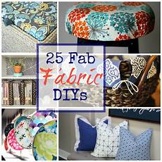 25 fabulous fabric diy projects to try the happy housie
